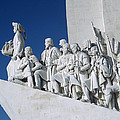 Portuguese Maritime Monument by Sheila Terry