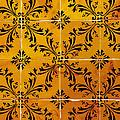 Portuguese Tiles by Carlos Caetano