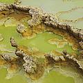 Potassium Salt Deposits, Dallol by Richard Roscoe