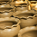 Pottery In Thailand  by Chatchawin Jampapha