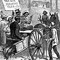 Presidential Campaign, 1876 by Granger