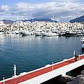 Puerto Banus In Spain by Artur Bogacki