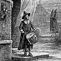 Puritan Church Drummer by Granger