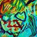 Purple People Eater by Bill Davis