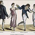 Quadrille, 1820 by Granger