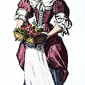 Quaker Woman 17th Century by Granger