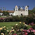 Queen Of The Spanish Missions by Michele Burgess