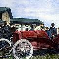 Race Car, 1914 by Granger