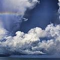 Rainbow Cloud V5 by Douglas Barnard
