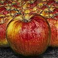 Red Apples by Randall Nyhof