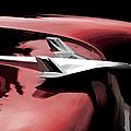 Red Chevy Jet by Douglas Pittman