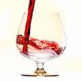 Red Wine by Michal Boubin
