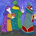 Reyes Magos by Karen Ayala