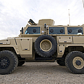 Rg-31 Nyala Armored Vehicle by Terry Moore