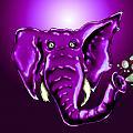 Ringo Party Animal Purple by Adam Vance
