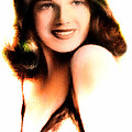Rita Hayworth by Arne Hansen