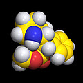 Ritalin Molecule by Dr Tim Evans
