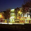 River Liffey, Dublin, Co Dublin, Ireland by The Irish Image Collection
