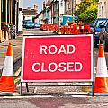 Road Closed by Tom Gowanlock