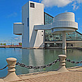 Rock And Roll Hall Of Fame by Dave Mills