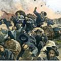 Rock Springs Massacre by Granger