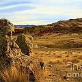 Rocky Painted Hills by Adam Jewell