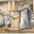 Roman Senate: Catiline by Granger