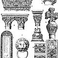 Romanesque Ornament by Granger