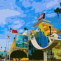 Ron Jon Surf Shop In Cocoa Beach  by Allan  Hughes