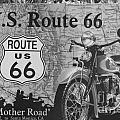 Route 66 by Bob Christopher