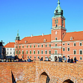Royal Castle In Warsaw by Artur Bogacki