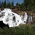 Running Water Glen Alpine Falls by LeeAnn McLaneGoetz McLaneGoetzStudioLLCcom