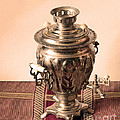 Russian Samovar by Evgeny Pisarev