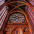 Saint Chapelle by Brian Jannsen