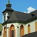 Saint Mary Magdalene Church  by Mariola Bitner