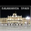 Salamanca Plaza IIi Spain by John Shiron
