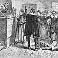 Salem Witch Trials, 1692 by Granger