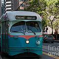 San Francisco by Carol Ailles