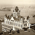 San Francisco Cliff House by Underwood Archives