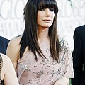 Sandra Bullock Wearing A Jenny Packham by Everett