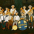 Santa Fe Band by John Pinkerton