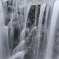 Scenic Waterfall In Borneo Rain Forest by Tim Laman