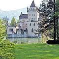 Schloss Anif by Joseph Hendrix