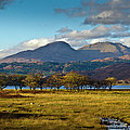 Scottish Landscape View by Gary Eason