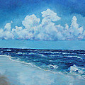 Sea And Sky by Robert Henne