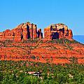 Sedona Red Rocks by Bill Barber