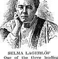 Selma Lagerlof (1858-1940) by Granger