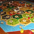 Settlers Of Catan by Amy Hosp