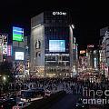 Shibuya Crossing by Ei Katsumata