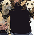 Sighthounds II by Kris Hackleman